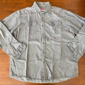 Wrangler Premium Quality Button Down Shirt